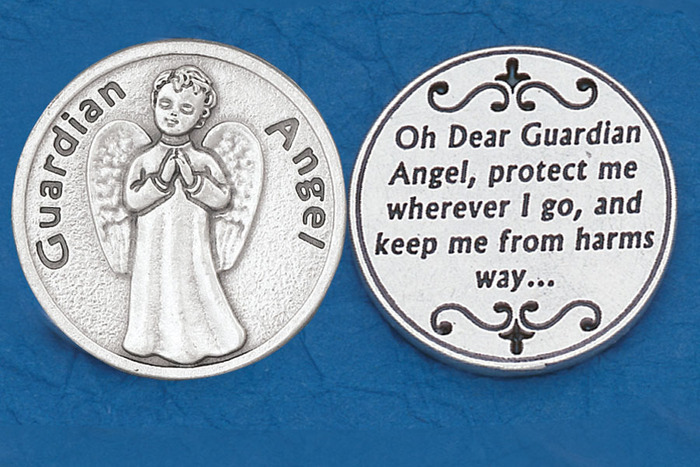 Guardian Angel Pocket Token (2)